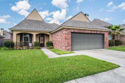 Lafayette Single Family Home For Sale: 117 Mirada
