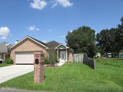 Lafayette Single Family Home For Sale: 320 Millcreek Road