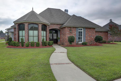 Youngsville Single Family Home For Sale: 201 Cresthill Drive