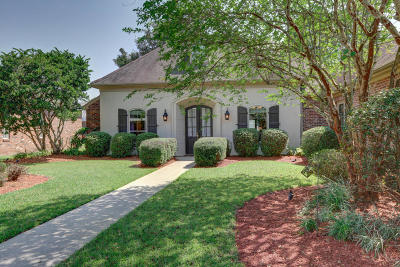 New Iberia Single Family Home For Sale: 614 Terrell Court
