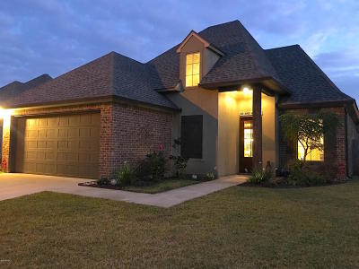 Broussard Single Family Home For Sale: 114 Spring Cypress Drive