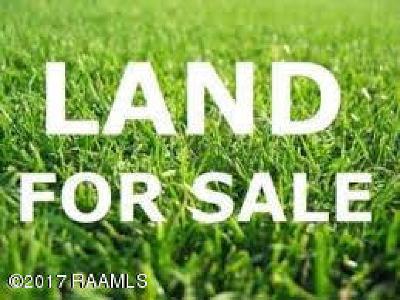 Evangeline Parish Farm For Sale: Lot 1 Rixby Manuel Road
