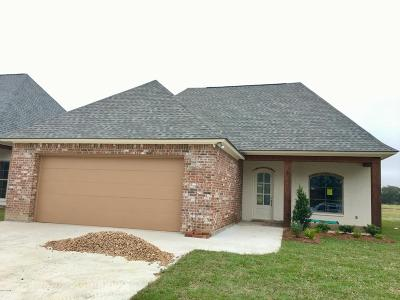 Woodlands Of Acadiana Single Family Home For Sale: 120 Olivewood Drive