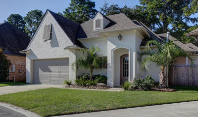 Single Family Home For Sale: 319 Summerland Key Lane