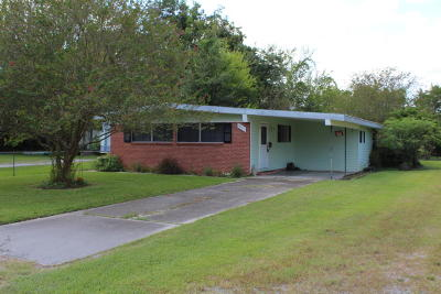 Franklin Single Family Home For Sale: 1057 Cayce Street