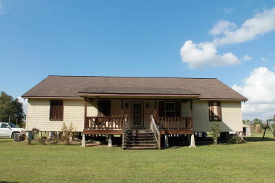 Church Point Single Family Home For Sale: 1513 Hwy 343