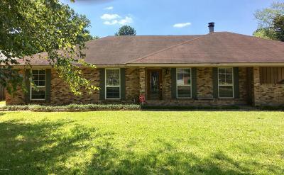 Lafayette Single Family Home For Sale: 416 Cherokee Lane
