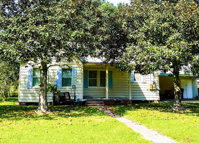 Sunset Single Family Home For Sale: 261 Pershing