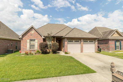 Lafayette Single Family Home For Sale: 111 Onyx
