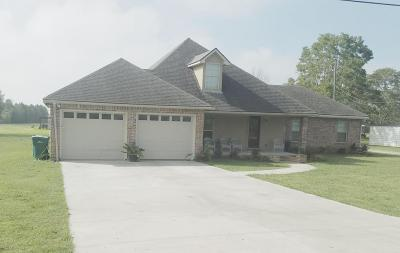 Breaux Bridge Single Family Home For Sale: 1803 Grand Anse Hwy