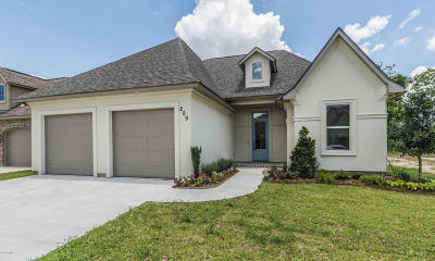 Youngsville Single Family Home For Sale: 209 Cypress View