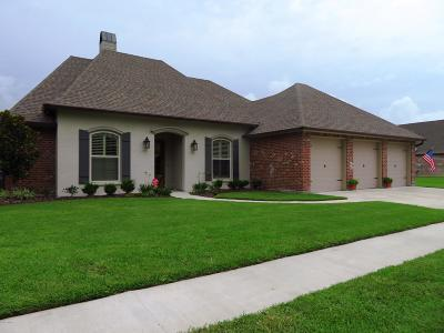 Single Family Home For Sale: 308 Barkhill
