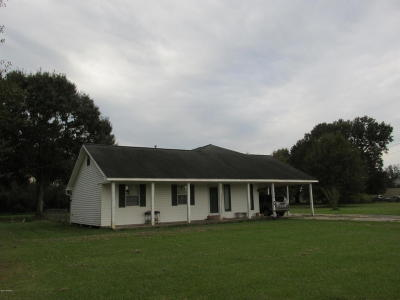 Opelousas Single Family Home For Sale: 2190 Dupre Road