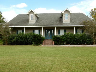 New Iberia Single Family Home For Sale: 3313 Northside Drive