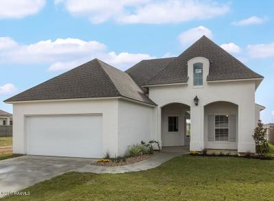 broussard Single Family Home For Sale: 304 Misty Wind Drive