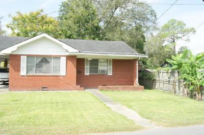 Franklin Single Family Home For Sale: 805 Magnolia Street