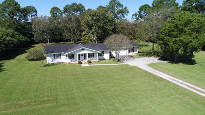 Duson Single Family Home For Sale: 508 Lagneaux Road