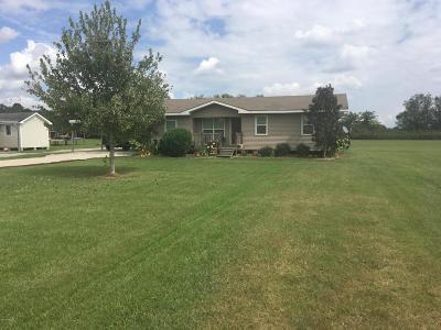 Arnaudville Single Family Home For Sale: 1037 Joe Kidder Road