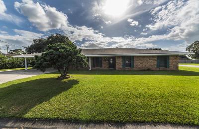 New Iberia Single Family Home For Sale: 101 W Thompson Street
