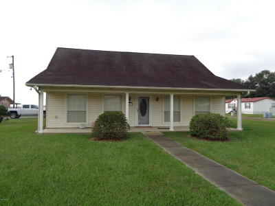 Mamou Single Family Home For Sale: 407 Rue Jolie Blonde
