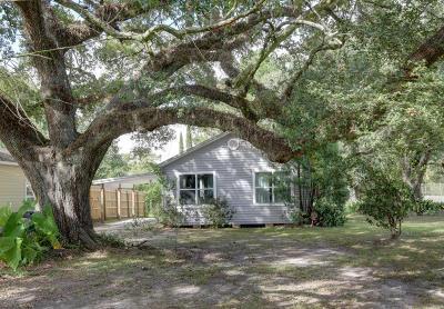 New Iberia Single Family Home For Sale: 205 Loreauville Road
