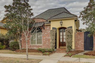 Lafayette LA Single Family Home For Sale: $409,000