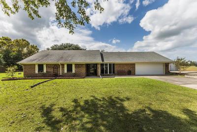 Erath Single Family Home For Sale: 11524 Francine Drive