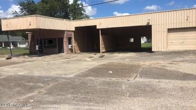Vermilion Parish Commercial For Sale: 1018 Veterans Memorial Drive