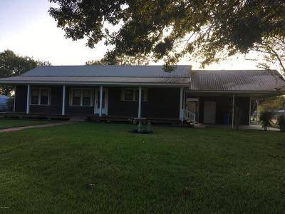 Franklin Single Family Home For Sale: 1801 Cole Drive