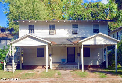 Lafayette Rental For Rent: 611 Madison #4