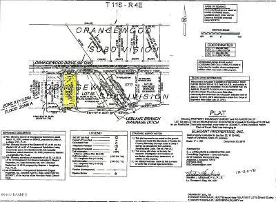 Vermilion Parish Residential Lots & Land For Sale: 2815 Orangewood Drive