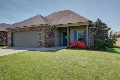 broussard Single Family Home For Sale: 410 Birchview