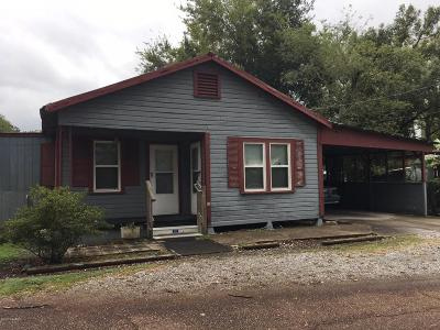 New Iberia Single Family Home For Sale: 401 First Street