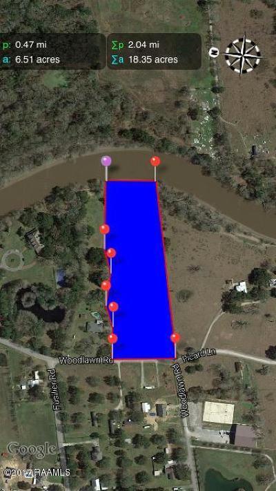 Vermilion Parish Residential Lots & Land For Sale: 4767 Woodlawn Drive