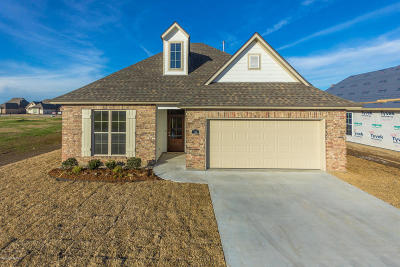 Youngsville Single Family Home For Sale: 114 Bennington Lane