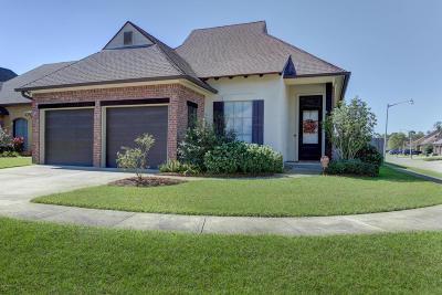 Single Family Home For Sale: 100 Ashville Lane