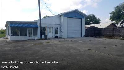 Rayne Single Family Home For Sale: 110 Casper Drive