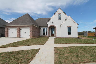 Youngsville Single Family Home For Sale: 114 Cascade Palm Court