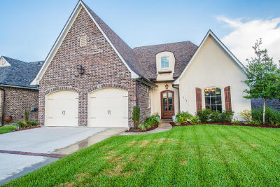 Youngsville Single Family Home For Sale: 214 Flora Springs