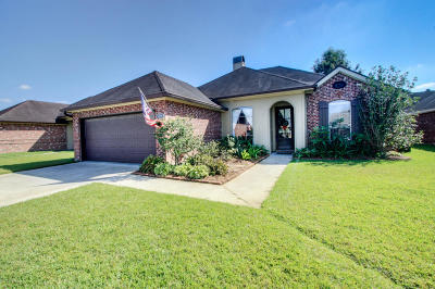 Youngsville Single Family Home For Sale: 708 Copper Meadow Boulevard