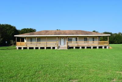 Scott Single Family Home For Sale: 501 Janvier Road