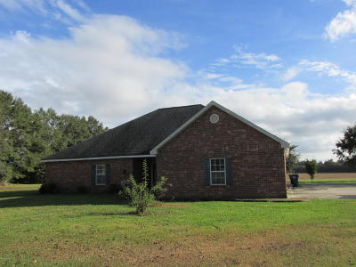 Washington Single Family Home For Sale: 1092 Dry Bayou