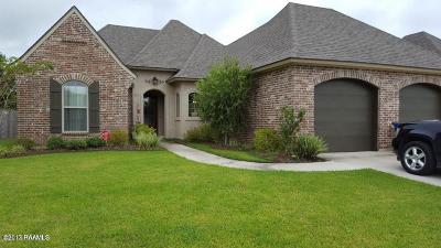 Single Family Home For Sale: 301 Sanctuary Lane
