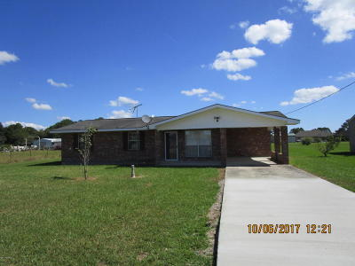 Opelousas Single Family Home For Sale: 630 St Matthews