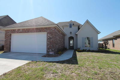 broussard Single Family Home For Sale: 310 Misty Wind Drive