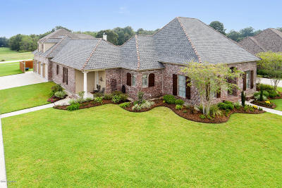 Youngsville Single Family Home For Sale: 138 Grandview Terrace