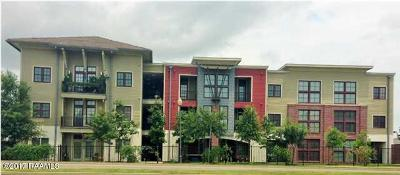 Lafayette Single Family Home For Sale: 1121 Camellia Boulevard #301