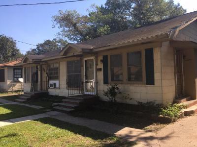 New Iberia Multi Family Home For Sale: 516 Kirk Street