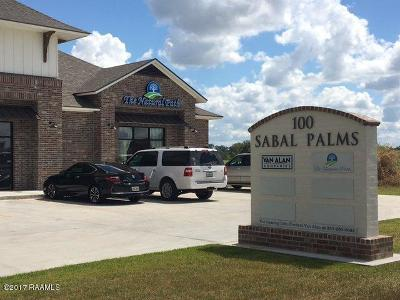 Commercial For Sale: 100 Sabal Palms Row #C