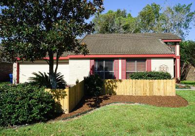 Lafayette Single Family Home For Sale: 703 Rosedown Lane